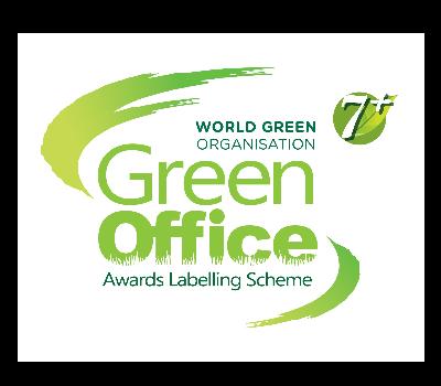 世界綠色組織綠色辦公室